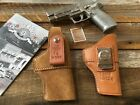 Tex Shoemaker Vintage #19 Brown Leather  IWB Holster For Sig P226 RIGHT