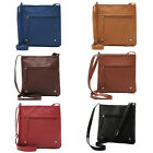 LD_ AM_ LC_ WOMEN CASUAL FAUX LEATHER HANDBAG SATCHEL CROSS BODY BAG MESSGAER