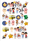 30 Little Baby Bum Cup Cake Edible Icing/Wafer Topper Birthday UNCUT Decorations