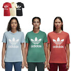 Adidas Originals Trefoil Tee Women's Shirt Top short Sleeve T-Shirt