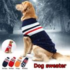Pet Sweaters Outfits Dog Clothes Fit Small Medium and Large Dogs Winter Outfits