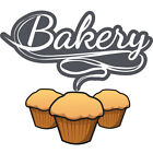 BAKERY Concession Decal sign cart trailer stand sticker equipment for sale  Shipping to Nigeria