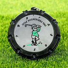 Golf Score Counter Golf Stroke Shot Keeper with Clip Key Chain 18 Holes Gift AU