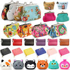 Womens Change Coin Purse Small Clutch Wallet Keys Card Mini Pouch Handbag Holder image