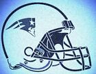 NEW ENGLAND PATRIOTS HELMET STENCIL MYLAR SPORT FOOTBALL MANCAVE STENCILS $7.18 USD on eBay