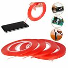 Внешний вид - RED Double Sided Super Sticky Heavy Duty Adhesive Tape For Cell Phone Repair