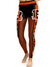 Cincinnati Bengals Leggings Small-XXL (0-14) Football Fan Gift Game Womens Cinci $22.99 USD on eBay
