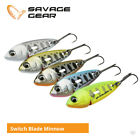 Savage Gear Switch Blade Minnow Lures - Pike Perch Trout Salmon Bass Sea Fishing