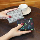 Card Holder Wallet Men Women Wallet Short Purse Coin ID Credit Card PU Handbag image