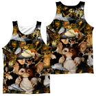 GREMLINS 2 PACK Licensed Adult Men's Graphic Tank Top Sleeveless Tee SM-3XL