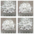 5mm & 7mm SHINY ROUND CUPPED SEQUINS SEWING CARD CRAFTS CONFETTI TABLE SCATTER