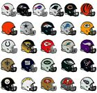 NEW NFL Teams Logo 3D Helmet Aluminium Auto Emblem Decal for Car Truck SUVs Van $6.06 USD on eBay