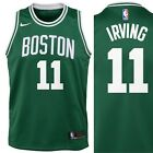 Kids Nike Kyrie Irving Boston Celtics Swingman Jersey Green Youth All Sizes NBA on eBay