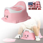 Durable Cartoon Portable Pot Baby Potty Training Toilet Seat Multifunctional image