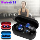 Wireless True Bluetooth 5.0 Earbuds Headset TWS Earphones Mini Stereo Headphones