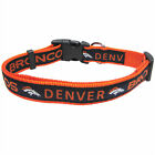 Pets First Denver Broncos NFL Dog Collar $8.24 USD on eBay