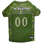 Pets First Baltimore Ravens Camo Jersey $27.99 USD on eBay