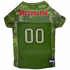 Pets First Tampa Bay Buccaneers Camo Jersey $23.99 USD on eBay