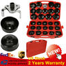 US Auto Cup Type Oil Filter Cap Wrench Socket Removal Tool Set W/case 30Pcs