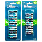 AA Or AAA Fuji Enviromax Heavy Duty Batteries Battery Packs Of 12 To 192
