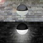 2~20pcs Outdoor Garden Fence Solar Power Light Waterproof Wall Lamp Modern Light