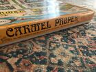 Vintage Carmel-by-the-Sea Proper Board Game (like Monopoly) - Never Played!