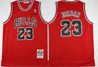 NWT Michael Jordan 23 Chicago Bulls Stitched Retro Basketball Jersey