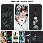 For Xiaomi Mi 9T Pro 9 8 A2 Lite Slim Painted Case Silicone Gel Shockproof Cover $0.99 USD on eBay