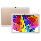 10.1'' Tablet Android 8.0 Octa Core PC 8+128G Wifi ROM 2 SIM GPS Dual Camera