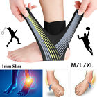 Ankle Brace Support Plantar Fasciitis Pain Relief Compression Foot Sleeve Wrap $7.59 USD on eBay