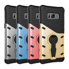 Hybrid Kickstand Protective Case Cover for Samsung Galaxy S8 / Galaxy S8 Plus