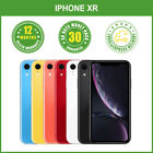 New Apple Iphone Xr 64gb 128gb  Factory Unlocked Multi-colour Free Express