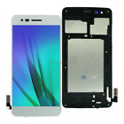 For LG Aristo MS210 MS210N LGMS210 MetroPCS LCD Touch Screen Digitizer Frame_US