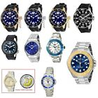New Invicta Men's Pro-Diver,Specialty Collection Quartz/Automatic Movement Watch
