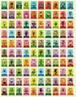 Animal Crossing Amiibo Cards Series 1-4, FREE FAST SHIPPING! [US VERSION]
