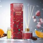 Avon Winter Spice Reed Diffuser or Candle perect for Christmas