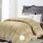 Ultra Luxury Warm Soft Fluffy Down Alternative Comforter Twin Queen King 3 Color image
