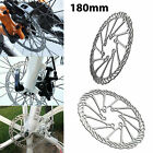 Bicycle MTB Mountain Bike Stainless Steel Brake Disc Rotor 160/180mm with 6 Bolt