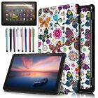"Case for Amazon Fire HD 10 Tablet 10.1"" 2019 9th Gen Smart Cover Auto Sleep/Wake"
