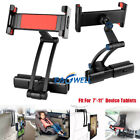 """For iPad 6th 5th & 7""""~11"""" Tablets PC Universal Car Rear Seat Tablet Mount Holder"""