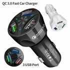 For Samsung Galaxy S10 S9 S8 Plus Fast USB Type C Car Wall Charger Rapid Cable