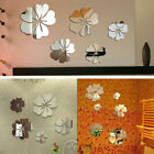 Hibiscus Flowers Home Decor Removable Wall Sticker Decal Decoration Vinyl Mural
