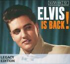 Elvis Is Back!/Something for Everybody [Legacy Edition] [Digipak] by Elvis...