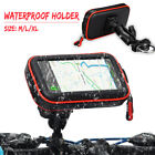 Bicycle Motorcycle Bike Phone GPS Waterproof Case Bag Holder Mount Touch
