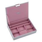Stackers Classic Size Jewellery Box Dove Grey /Design Your Own Set FREE DELIVERY