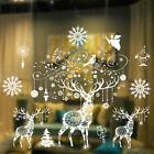 Christmas Wall Stickers Window Decal Art Mural Xmas Home Decoration Removable Au