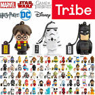 Tribe Flash Drives - Official Geek USB Drives - MARVEL DC STAR...