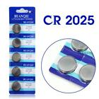 5/25/50pcs CR1220 CR1616 CR1625 CR2032 CR2450 Button/Coin Cell 3V Batteries BFB