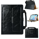 For iPad 7th 10.2 9.7 Air 2 Mini 4 Carry Handbag Leather Wallet Stand Case Cover