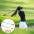 Tempo Training Golf Swing Trainer Aid -Indoor Outdoor Practice Stick Whip Weight